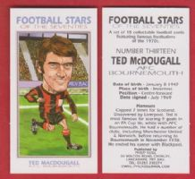 Bournemouth Ted Macdougall Scotland 13